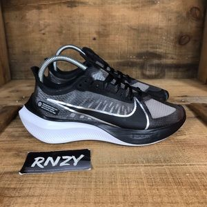 NEW Nike Zoom Gravity Black Metallic Silver